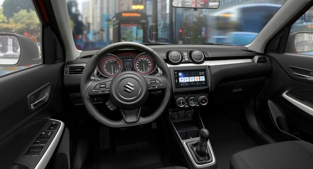 free shipping ba7c9 8443a Swift In-Touch - 2019 DE Suzuki All Models